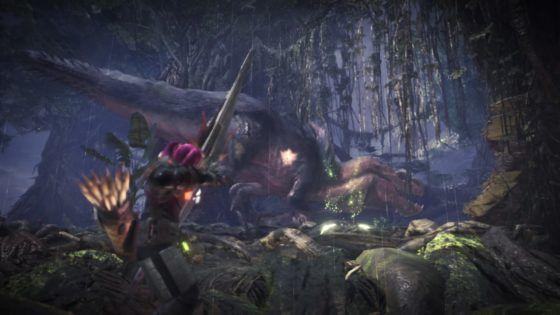 monster hunter world sales