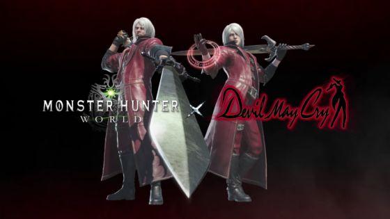 monster hunter world crossover event