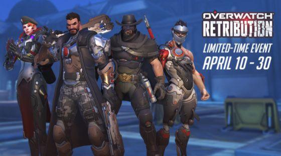 Overwatch Retribution Event - Start & End Date