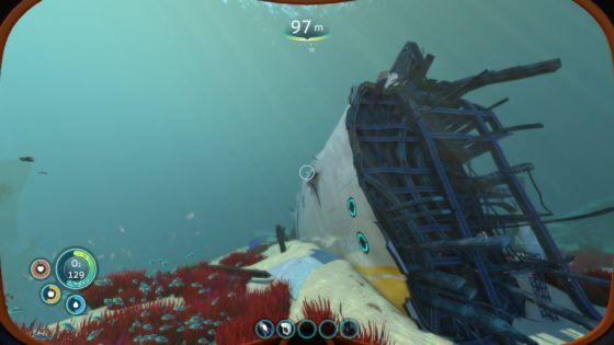 Subnautica Review Deeply Absorbed In Darkness Mmogamescom