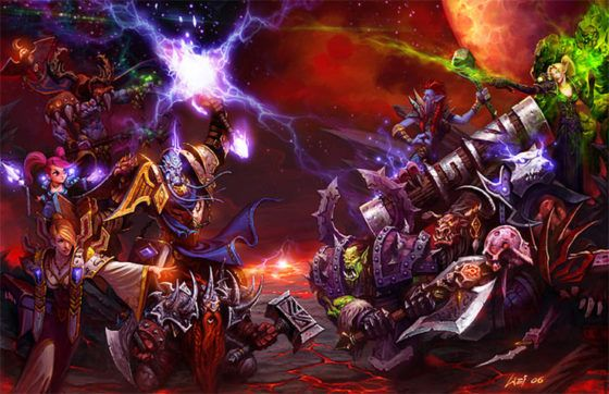 World of Warcraft Offers Details on Battle for Azeroth's War