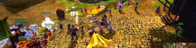 Guild Wars 2 Community Starts Taking In