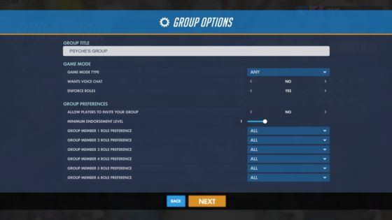 Overwatch Patch 1.25 - Looking For Group