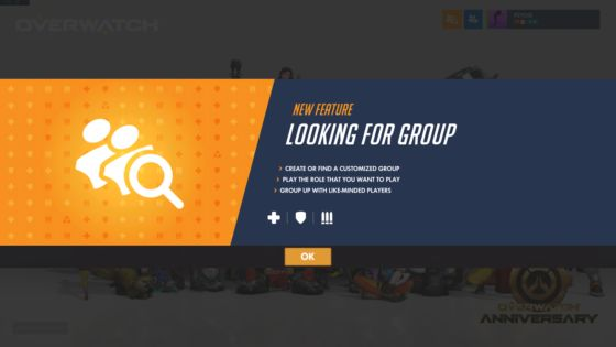 Overwatch Patch 1.25 - New Social Features