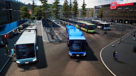 Bus Simulator 18 Steam Game Giveaway