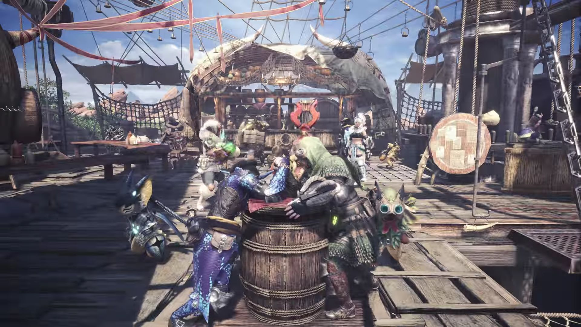 Monster Hunter World's Producer Talks PC Visuals and Cross-Play