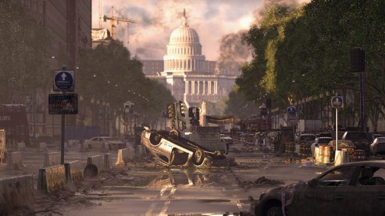 the division 2 narrative