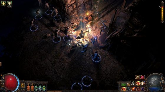 Path of Exile Delve 2