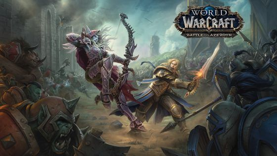 World Of Warcraft: Battle For Azeroth Expansion Giveaway