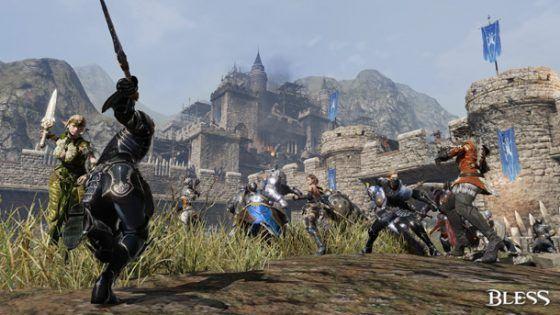 bless online assassin update interview