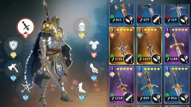 Iron Blade