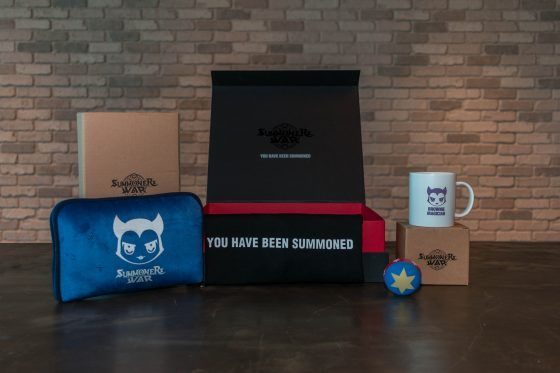 Summoners War Swag Box Giveaway (North America Only)
