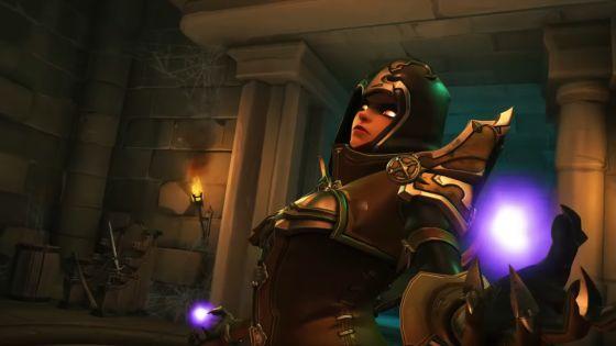 Overwatch - Demon Hunter Sombra