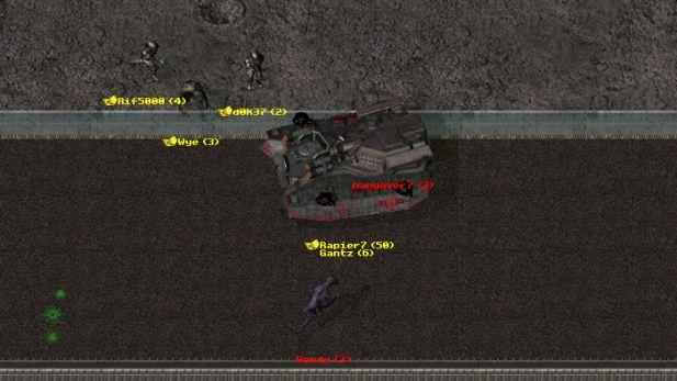 Infantry Online
