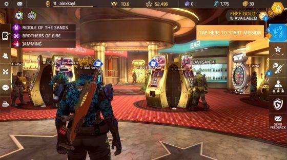 Shadowgun Legends casino