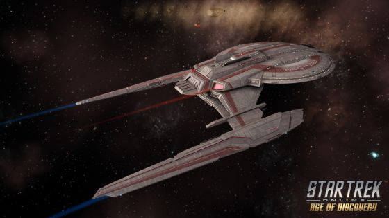 Star Trek Online Age of Discovery Ship & Starter Pack Giveaway