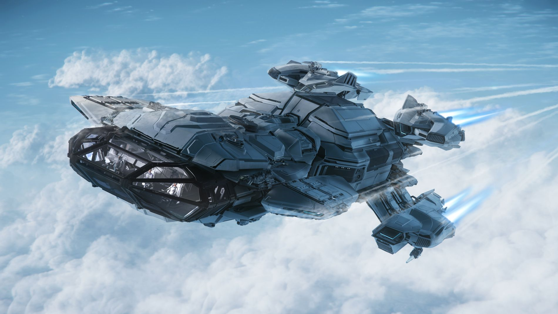 Star Citizen Launches Alpha 3 3 And New Squadron 42