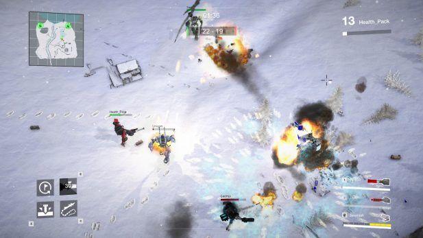 TechWars: Global Conflict