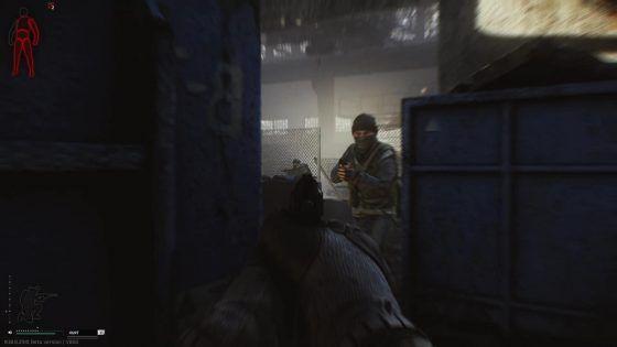 Escape from Tarkov Beta Scavs Shooting