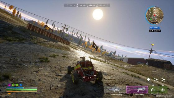 Notmycar Beta Weekend Test Speeding