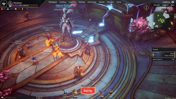 Pagan Online Early Access Preview Phanteon Hub Anya