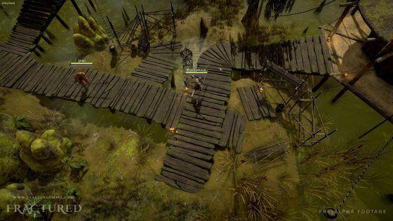 Top 10 Diablo Like Games Fractured