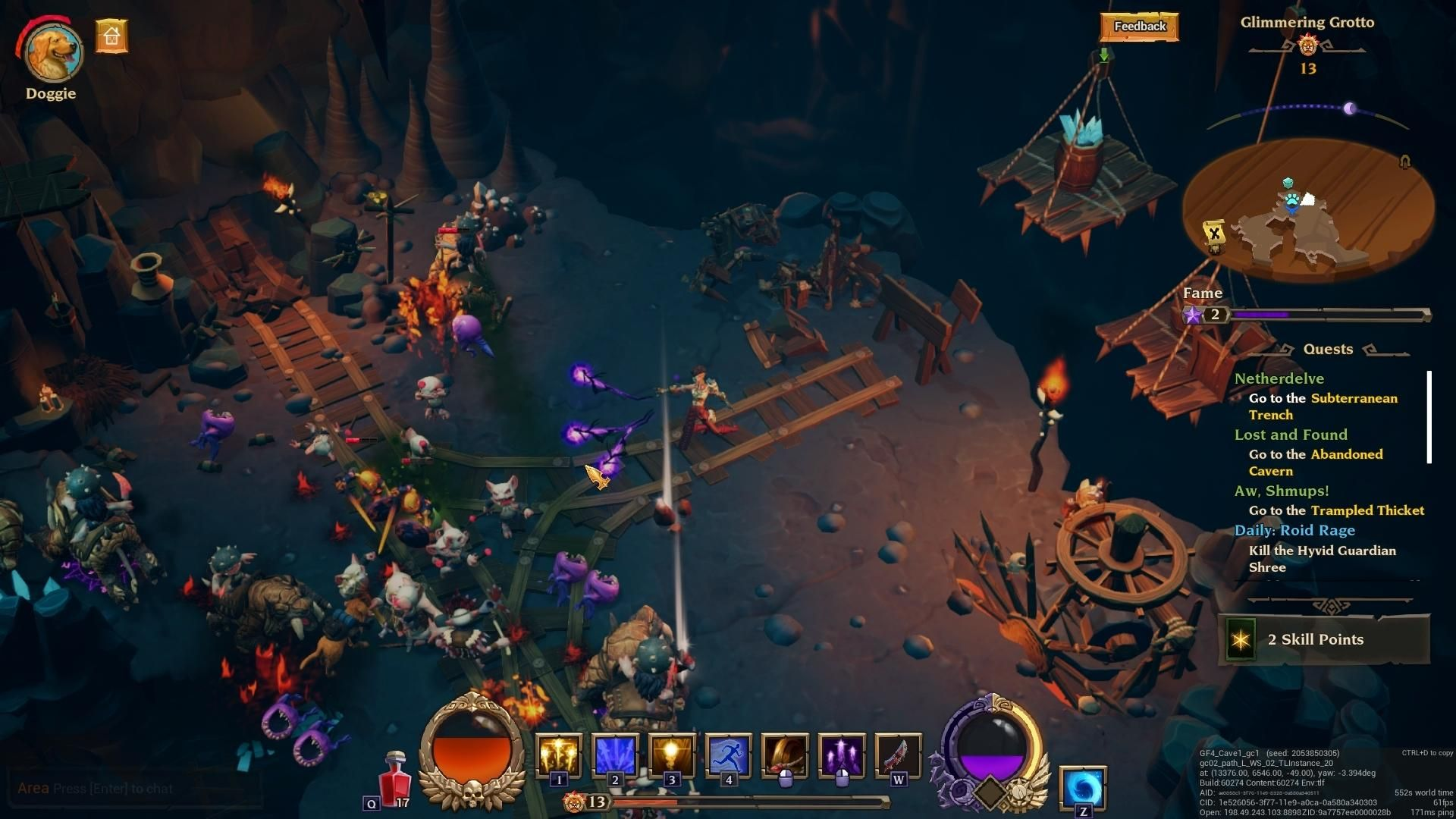 Torchlight Frontiers – I Like the Way You Loot - MMOGames com