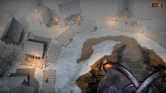Lornsword Winter Chronicle Preview Snow Village Hub