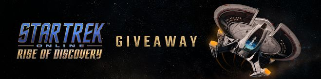 STO Rise of Discovery Giveaway