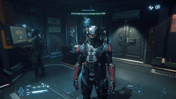 Star Citizen Preview Shiny Armor
