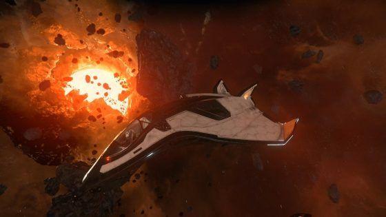 Star Citizen Preview Ship Exterior