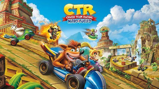 Crash Team Racing Nitro Fueled Playstation 4 Review Drifting Into