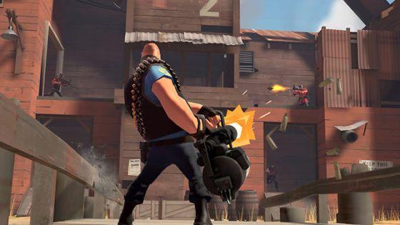 Valve Dota Underlords Auto Battler Team Fortress 2