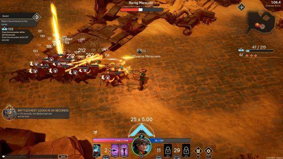 Pagan Online Review Desert Act