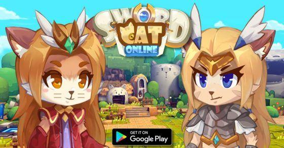 MMORPG Sword Cat Online Launches
