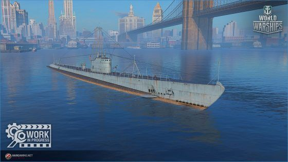 World of Warships Submarines Preview: Hardly Sub-Par