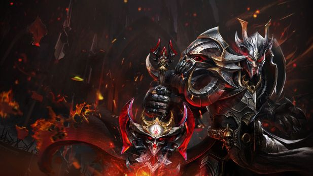 Dark Knight MMOARPG